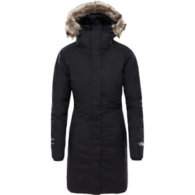 The North Face Arctic II Parka Damen tnf black